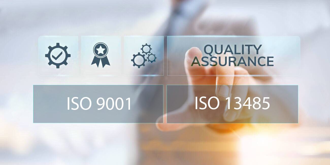 Certification - ISO 13485